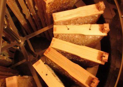 Hunajakakkujen linkous